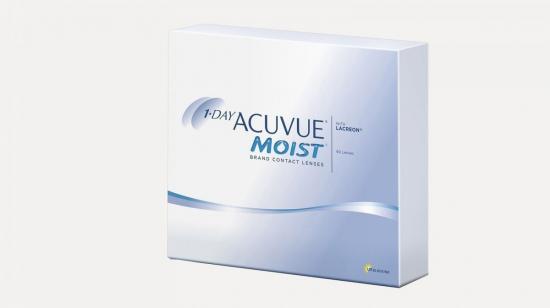 1-Day Acuvue Moist x90